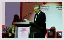 Participation in TIF International Conference - Turkey -MAY 2011