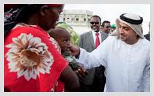 Somalia Visit - August 2012