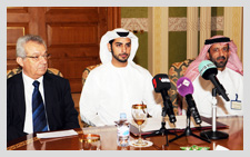 Inaguration of Sultan Bin Khalifa International Thalassemia Award